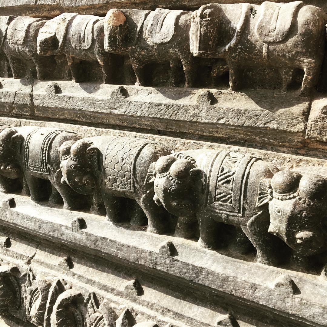 detailed wall_India